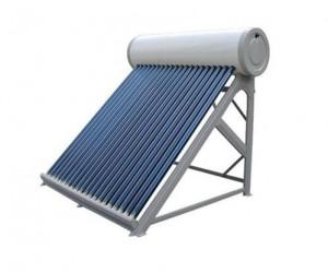 Girasole pannelli solari sottovuoto con tubi heat pipe